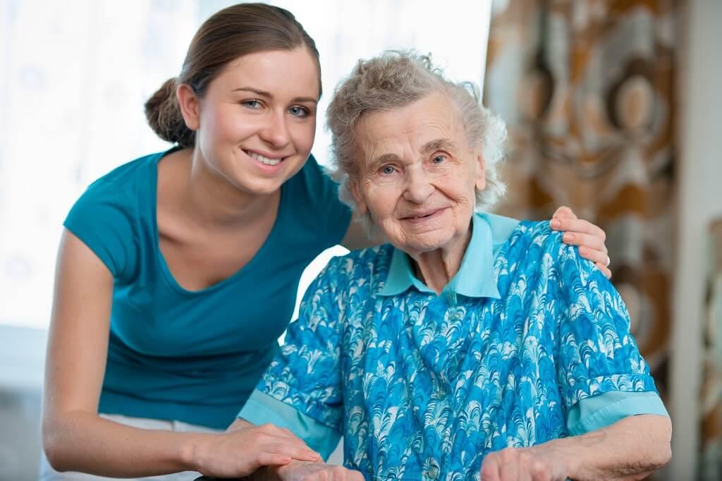 praca opiekunki do osób starszych