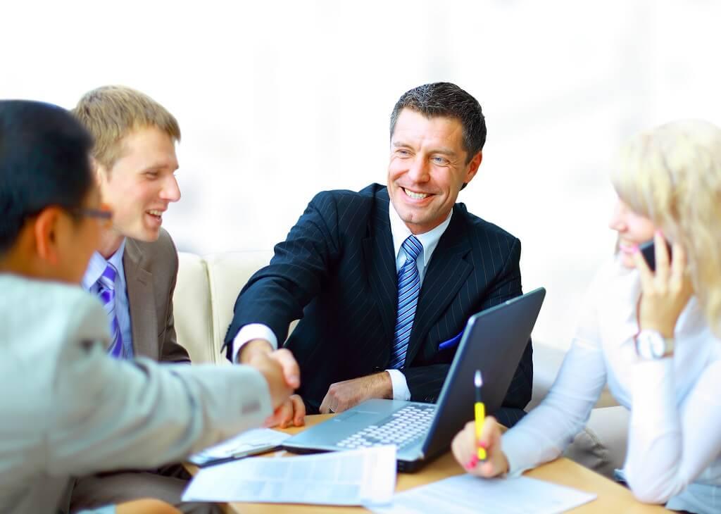 rozmowa rekrutacyjna z przyszłym pracodawcą