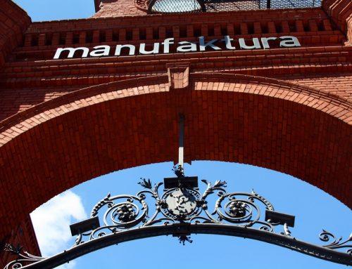 Rynek Manufaktury Łódź