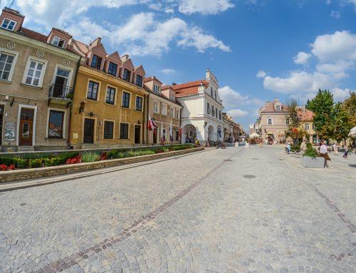 Sandomierz – Rynek Starego Miasta