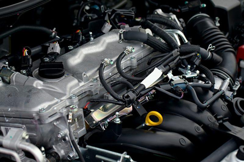 Chip tuning silnika