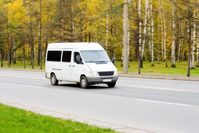 Przewozy busem do Niemiec