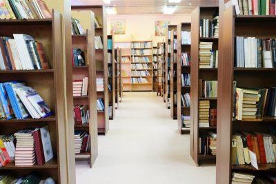 Centrum Informacji w bibliotece