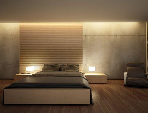 Różne rodzaje łóżek tapicerowanych – o doborze modelu łóżka do wystroju wnętrz