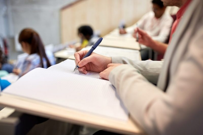 Wstęp przed egzaminem