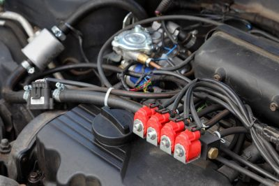 chipowany silnik o zwiększonej mocy