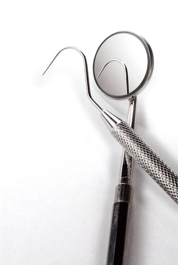 Rodzaje narzędzi stomatologicznych