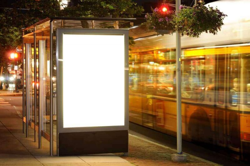 Rodzaj reklamy bilbordowej