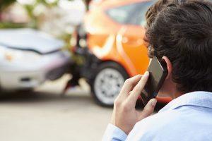 Telefon po samochód zastępczy z OC sprawcy wypadku